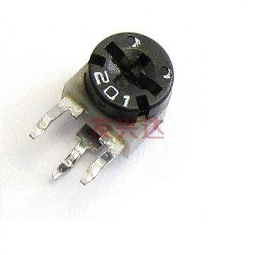 碳膜可调电阻RM063-H3