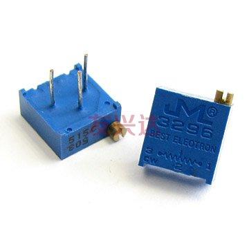 精密电位器3296P