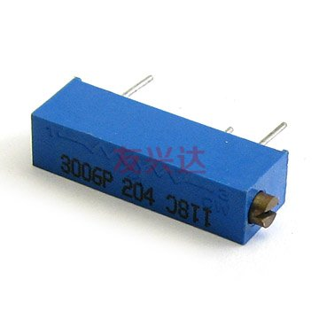 精密电位器3006P